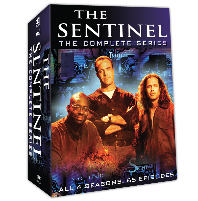 THE SENTINEL - The Complete Series #7033
