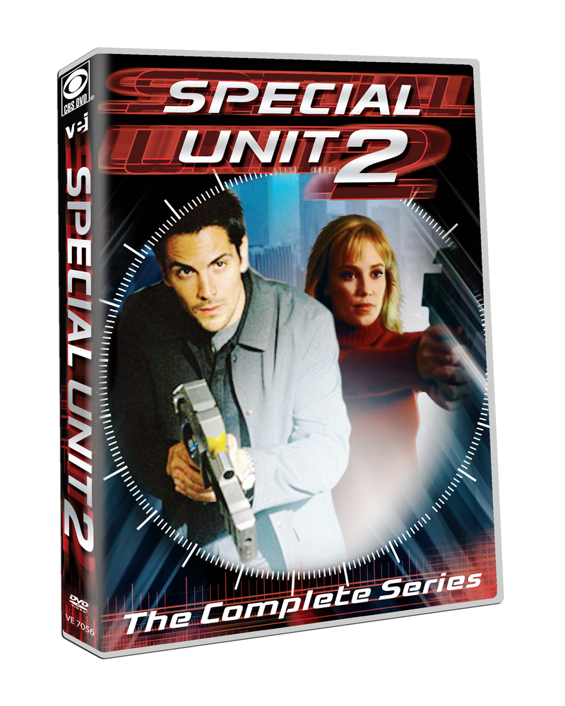 Special Unit 2 - The Complete Series #7056