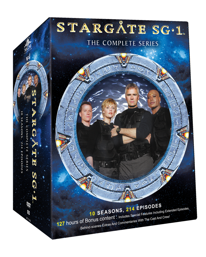 Stargate SG 1 - The Complete Series #7143