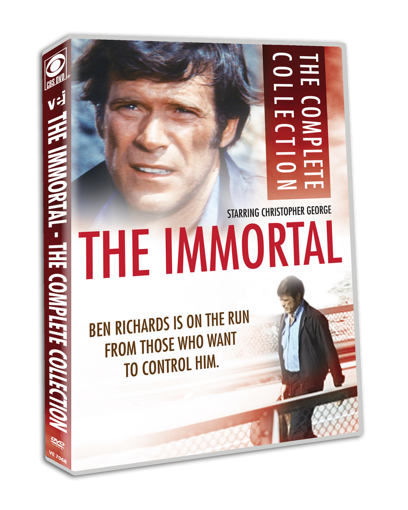 THE IMMORTAL - THE COMPLETE COLLECTION #7068