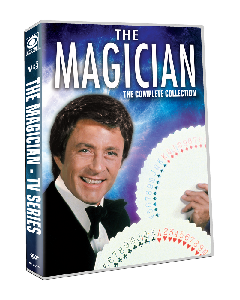The Magician - The Complete Collection #7070