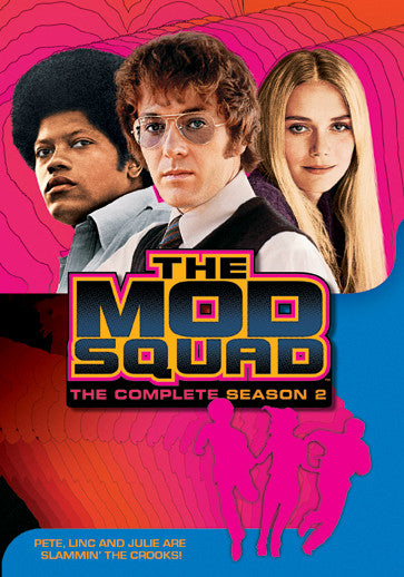 The Mod Squad - The Complete Season 2 - 26 episodes