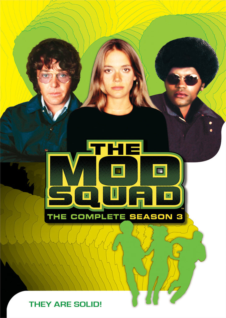 The Mod Squad - The Complete Season 3 - 26 episodes