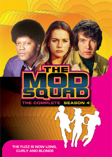 The Mod Squad - The Complete Season 4 - 26 episodes