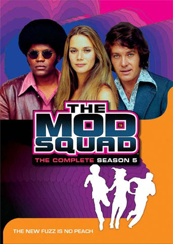 The Mod Squad - The Complete Season 5 - 26 episodes