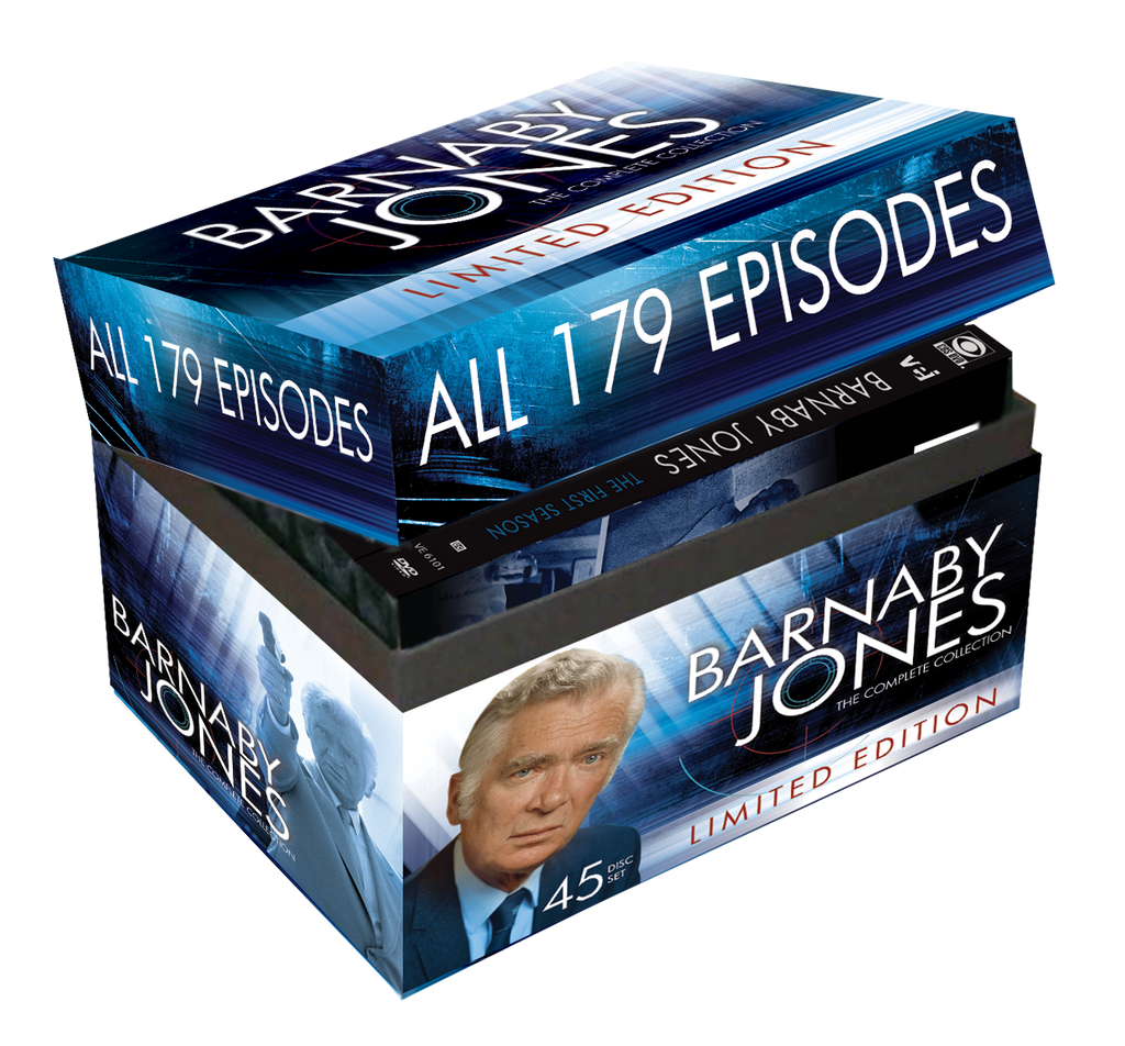 Barnaby Jones - The Complete Collection #6100