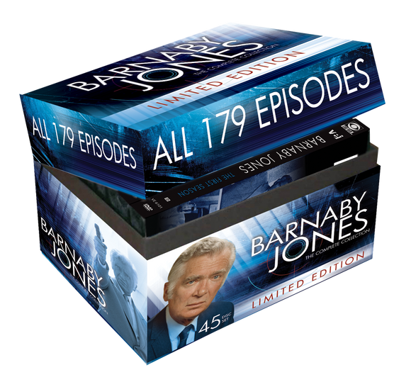 Barnaby Jones - The Complete Collection