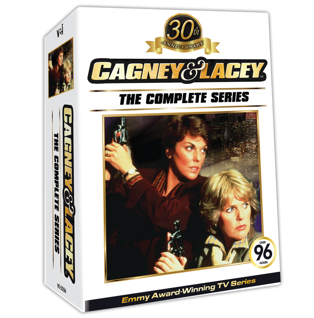 Cagney & Lacey The Complete Series