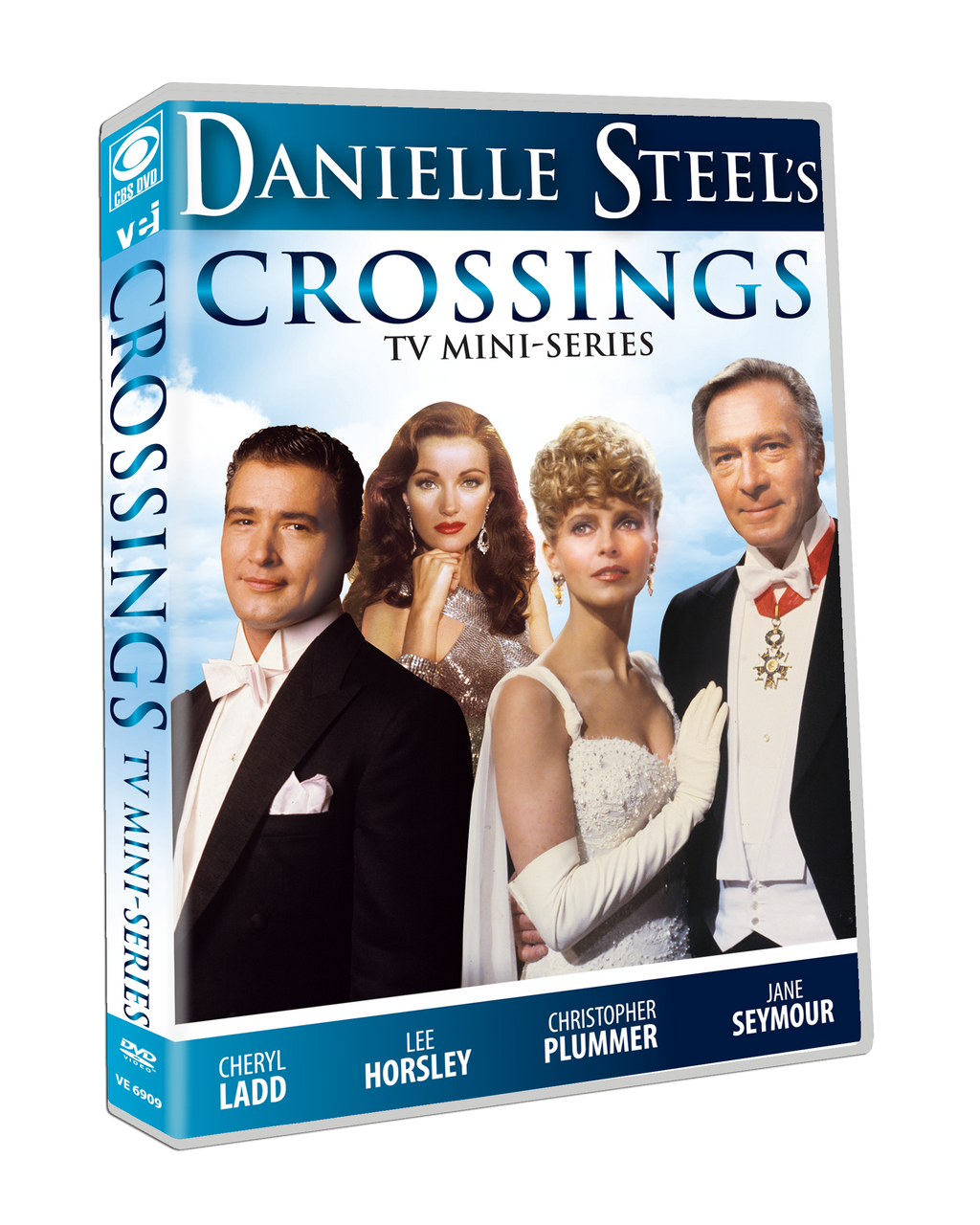 DANIELLE STEEL'S - CROSSING'S TV MINI-SERIES #6909