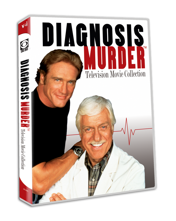 Diagnosis Murder : Television Movie Collection with Dick Van Dyke