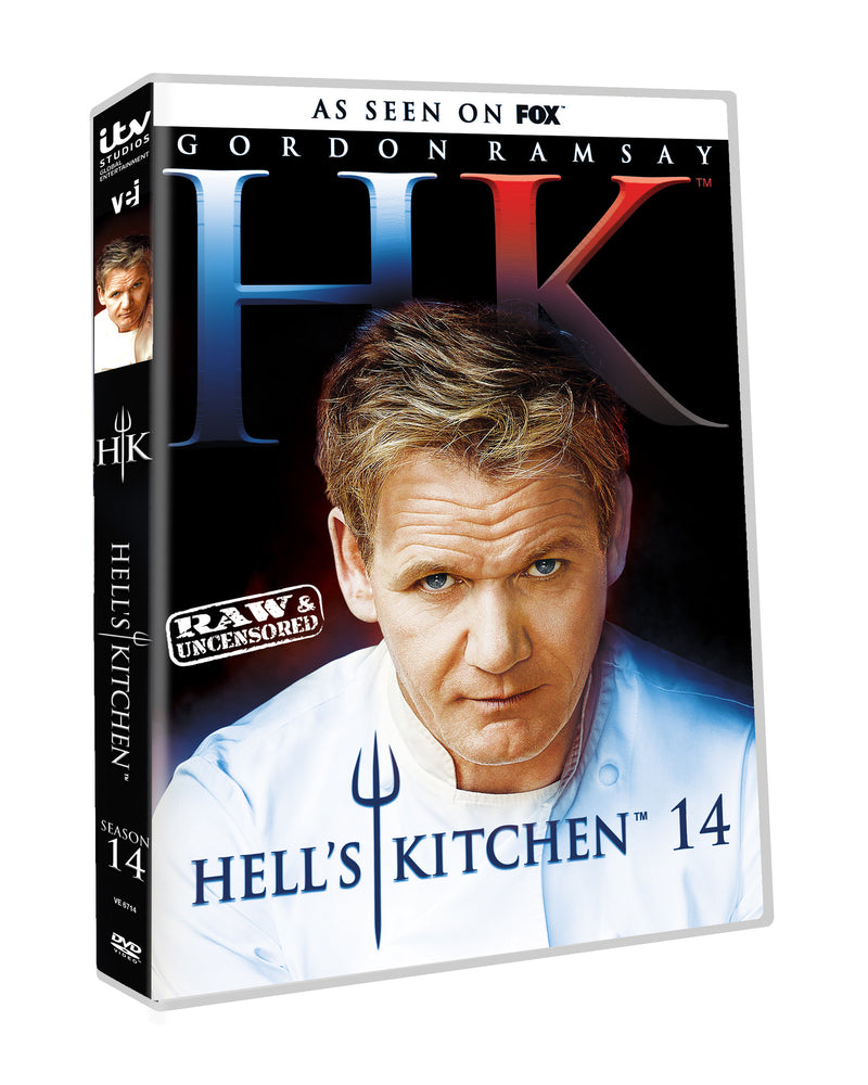 Surprising Hells Kitchen Dvds Visual Entertainment Inc Beutiful Home Inspiration Semekurdistantinfo