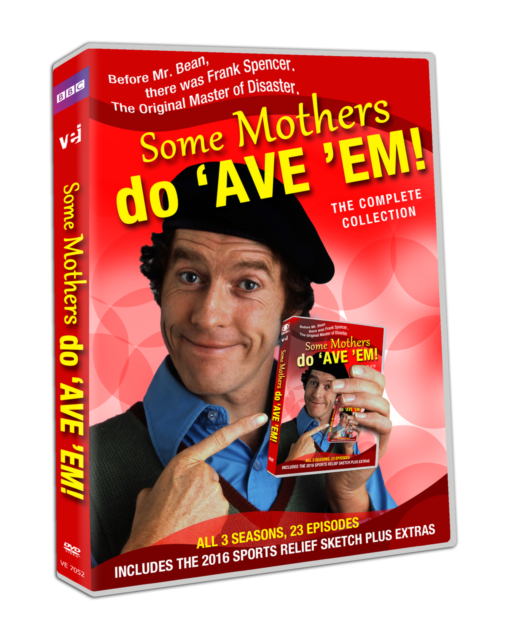 Some Mothers Do 'Ave 'Em  - The Complete Collection!  #7052