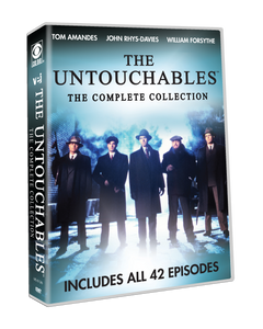 The Untouchables - The Complete Collection #6126