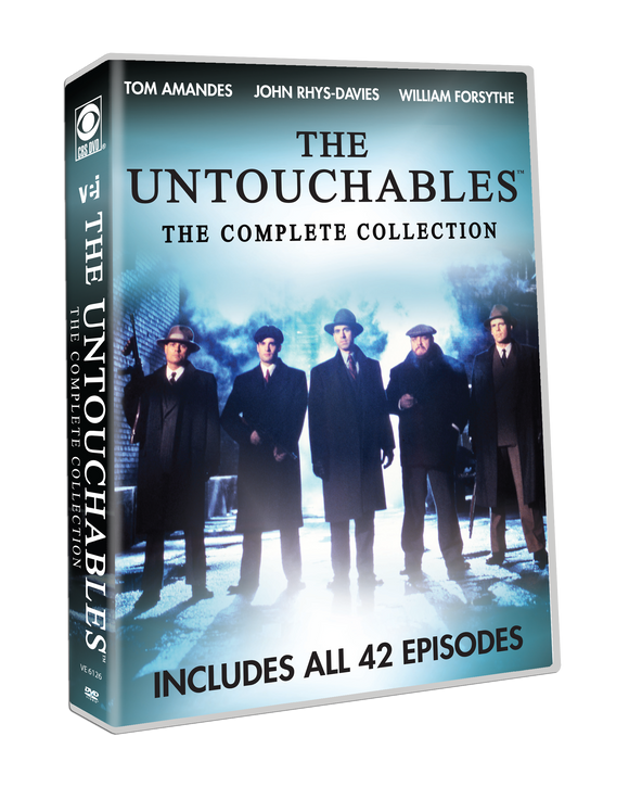 The Untouchables - The Complete Collection