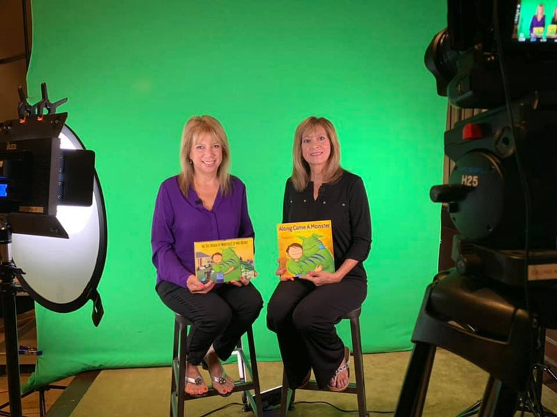 Calling All Kids TV - Authors Filming Day