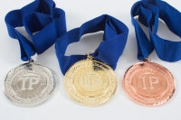 The IPPY Gold Silver and Bronze Medals