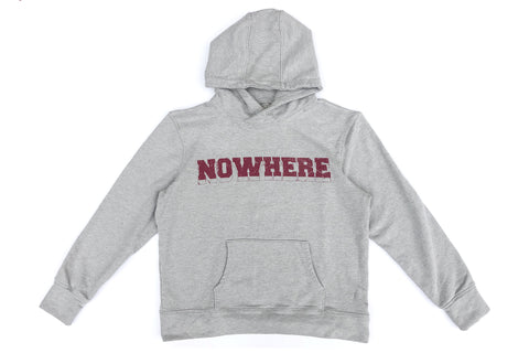 Nowhere Pullover - Heather
