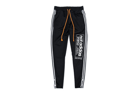 Track Pant - 5 Stripes - Black