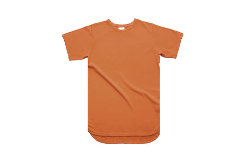 Basic Terry Tee - Sienna