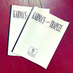 Karma's Trapeze: Poems By Rachael Sage
