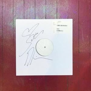 "Seth Glier ""Birds"" Test Pressings"