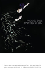 "Award-winning ""Haunted By You"" Poster"