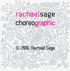 Choreographic Coloring Book & Colored Pencils