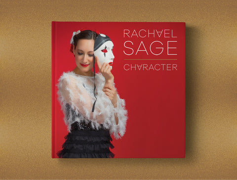 """Character"" Deluxe 2-CD Book"