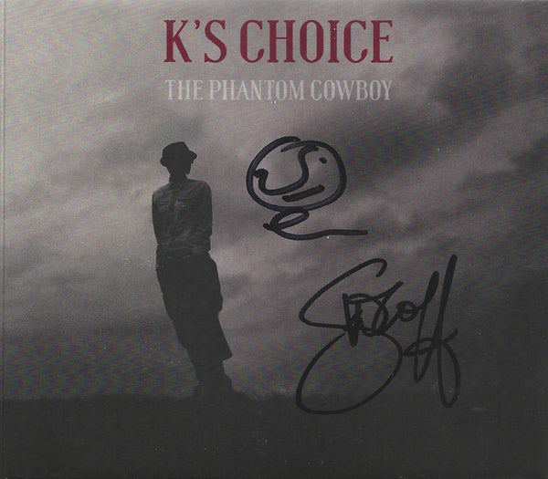 The Phantom Cowboy on Vinyl