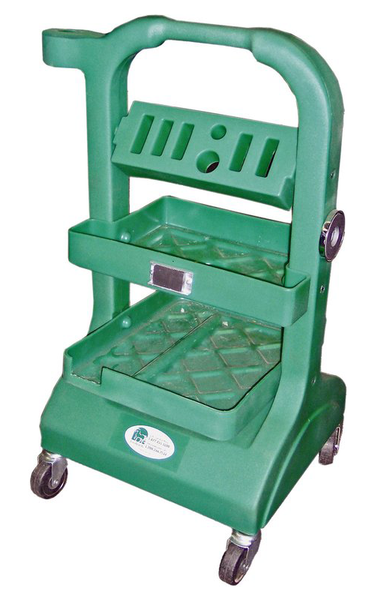3 Shelf Tooljack® - Closeout on Green Color!