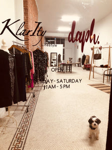 Klarity LifeStyle Holiday Pop-Up Boutique Grand Opening!
