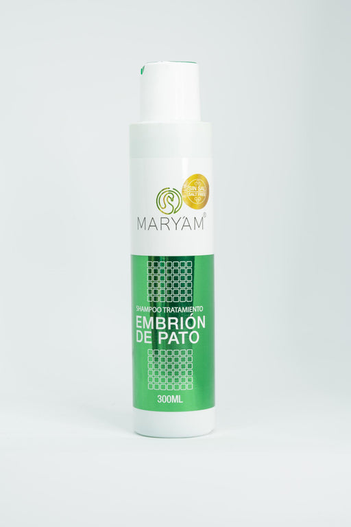 Shampoo Embrion de Pato 300ml / Regenerado Capilar y Regulador de PH
