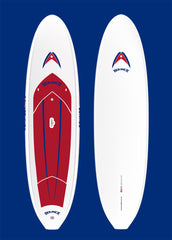 "Universal 10'6"" SUP (Used Rental)"