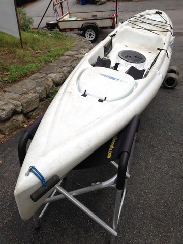 Quest 11 Used Sit on Top Kayak