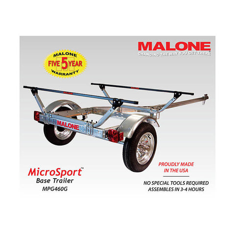 MicroSport Trailer Assembly