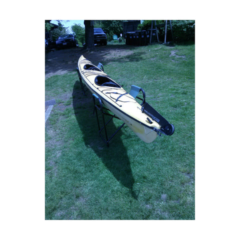 Northstar Pro Fiberglass w/rudder  (Used Rental)