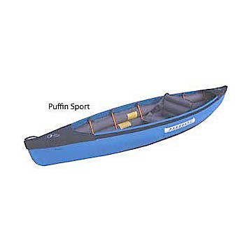 Puffin Sport, Blue, Used