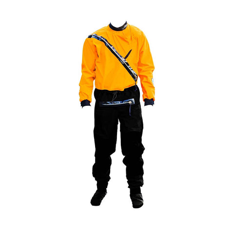 GFER Dry Suit XL Yellow/Mango