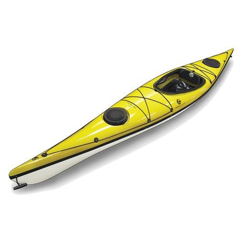 Quoddy Light LV, Fiberglass/Kevlar