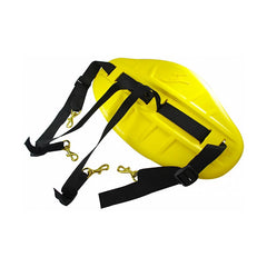 COMFORT BACKREST YELLOW