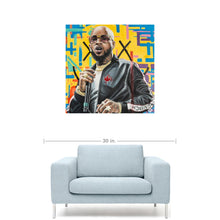 "Load image into Gallery viewer, Tory Lanez 20""x20"" Canvas Print"