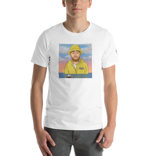 Larry Fisherman Picture T-Shirt