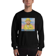 Load image into Gallery viewer, Larry Fisherman Picture Sweatshirt
