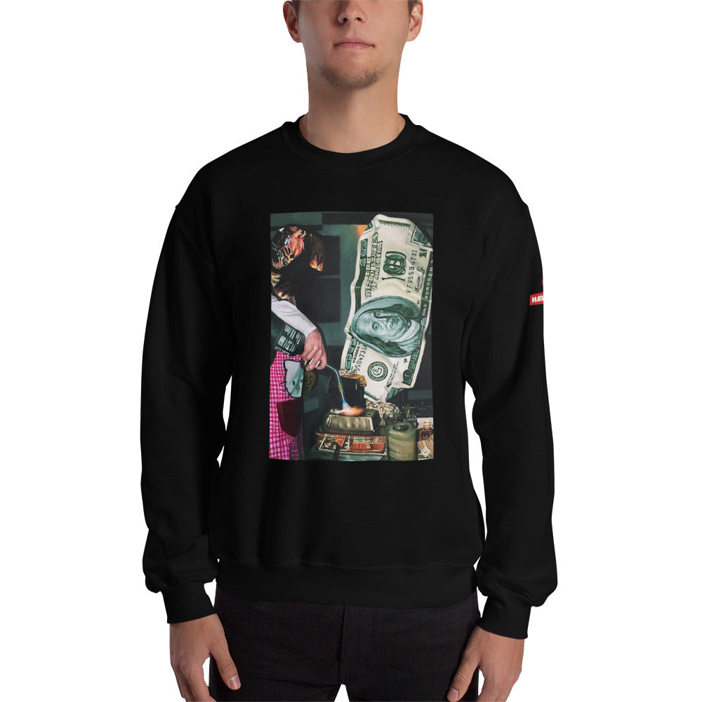 Money Man Dan Sweatshirt