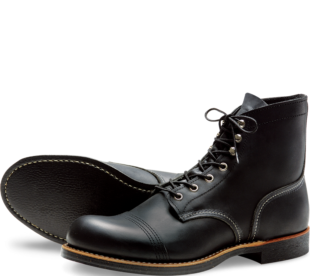 Red Wing Iron Ranger 8114