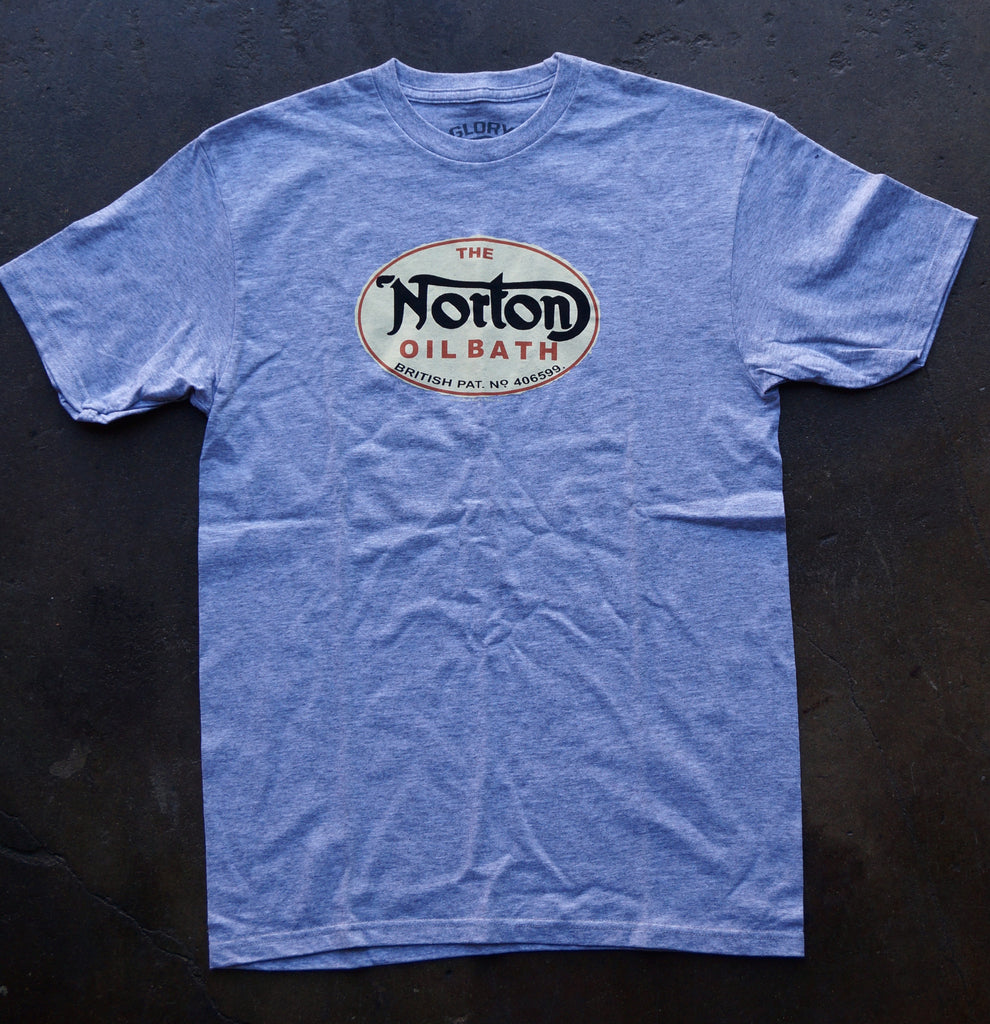 Glory Tee Norton Oil Bath - Men's