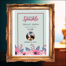 Load image into Gallery viewer, Sparkler Send-Off Display Kit (DIGITAL)