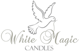 White Magic Candles