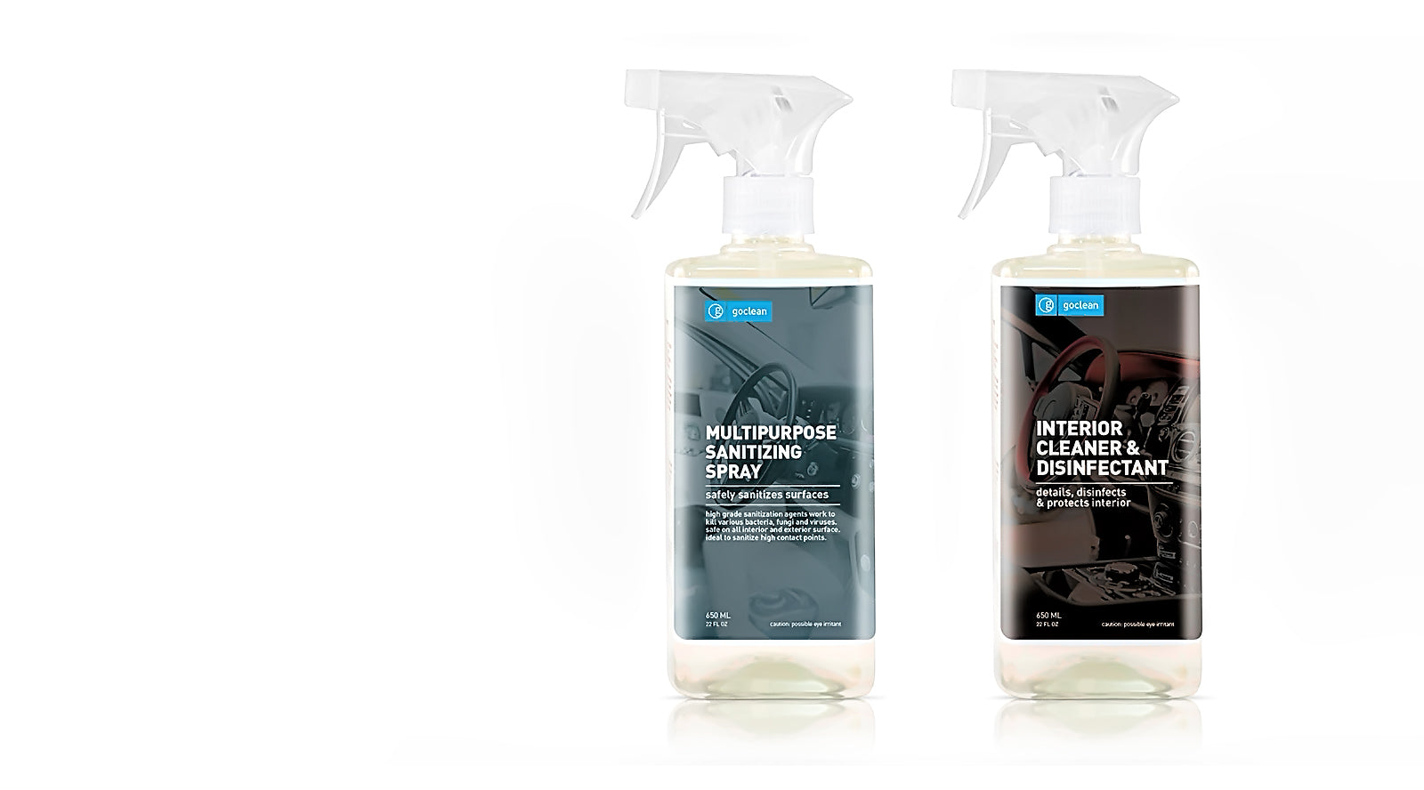 Car Disinfectant & Sanitizer