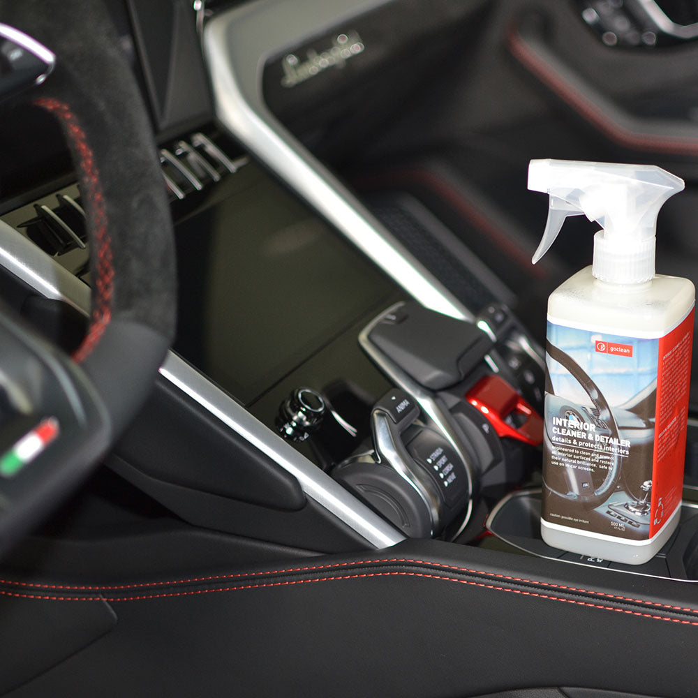 Shop Interior Car Care